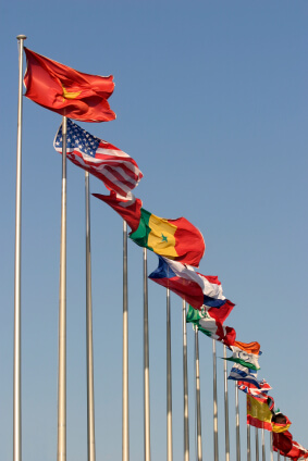GMAT flags