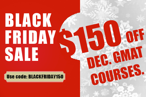BlackFriday150GMAT