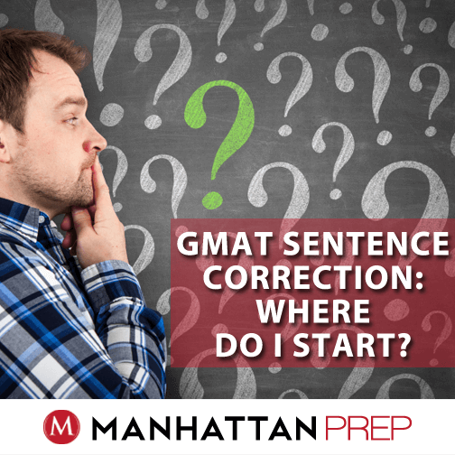 GMAT-sentence-correction