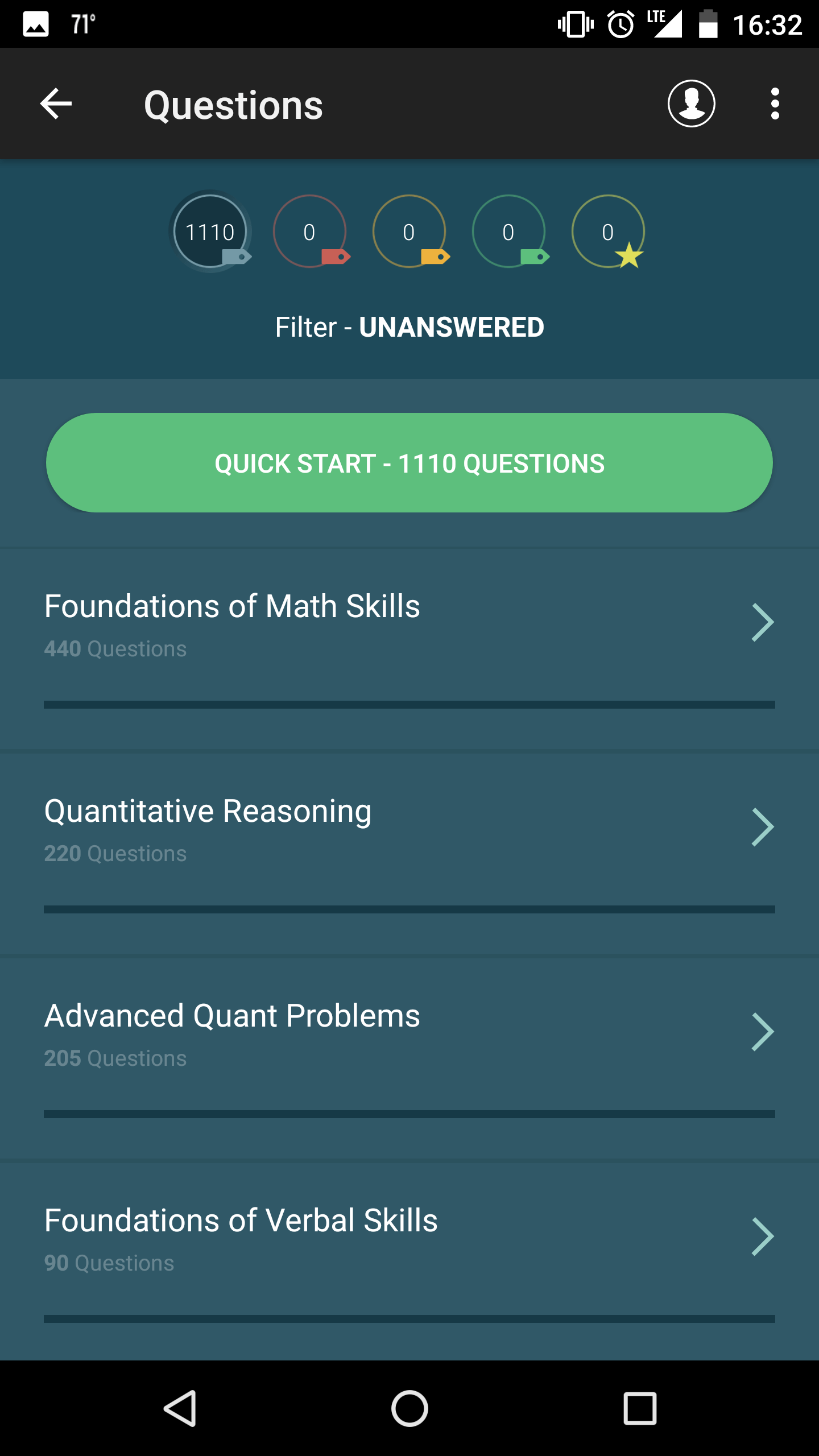 Nov 12,  · GMAT looming? Feeling overwhelmed? With the Manhattan Prep GMAT app you can maximize your study time and conquer the GMAT. This app features 1,+ practice questions and immediate feedback so you can celebrate your strengths and focus in on any weaknesses. With the Manhattan Prep GMAT app, you can study for the GMAT anytime, anywhere/5().