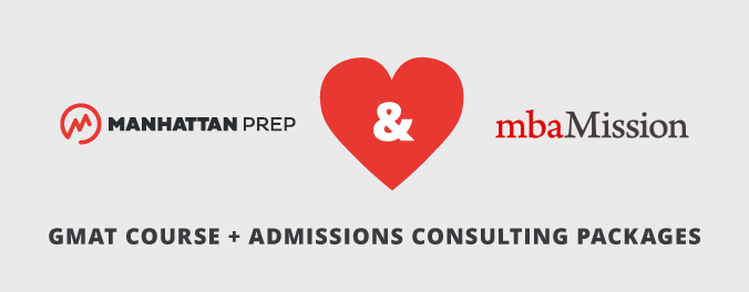 Manhattan Prep GMAT Blog - Manhattan Prep and mbaMission GMAT Course + Admissions Consulting Package Bundles