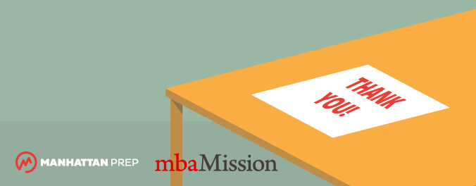 Manhattan Prep GMAT Blog - Navigating Proper MBA Interview Etiquette by mbaMission