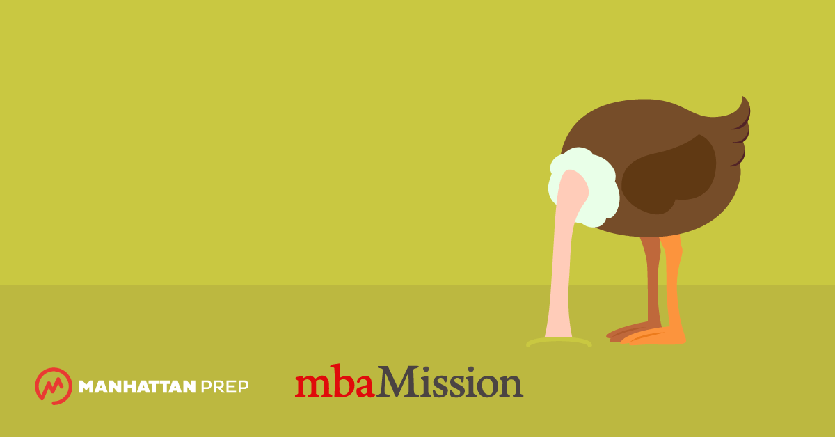 Manhattan Prep GMAT Blog - MBA Admissions Myths Destroyed: They Will Not Notice My Weakness! by mbaMission