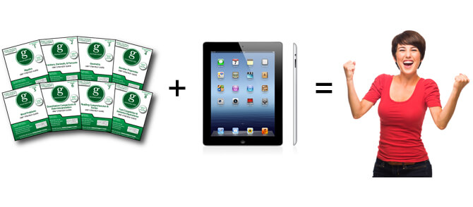 Win A Free iPad and Complete Set of 8 MGRE eBooks!