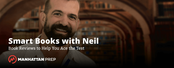 Manhattan Prep GRE Instructor Neil Thornton - Book Reviews to Ace the Test