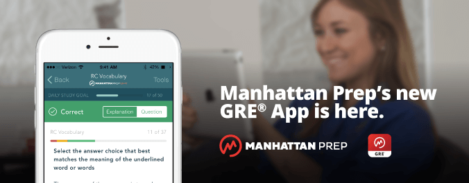 The app consists of questions sets from well-known test companies such as Kaplan, Knewton, and Manhattan GMAT, along with flashcards, games, and a timer. GMAT Pill iPhone App The GMAT Pill iPhone app delivers video tutorials for the Problem Solving, Sentence Correction, Data Sufficiency, and Critical Reasoning sections.