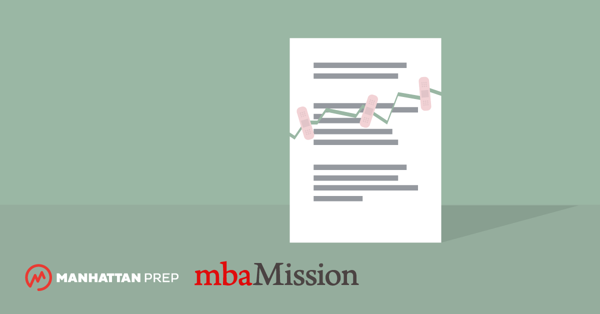 Manhattan Prep GRE Blog - Troubleshooting Your Unsuccessful MBA Application by mbaMission