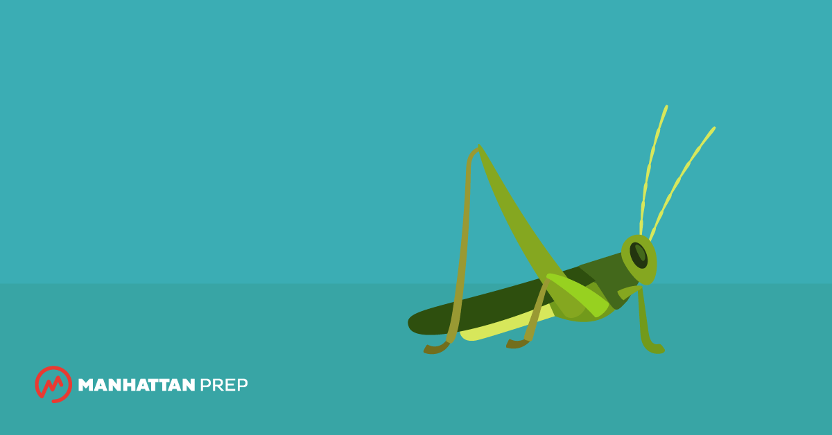 Manhattan Prep GRE Blog - Look Before You Leap When Studying for the GRE by Daniel Yudkin