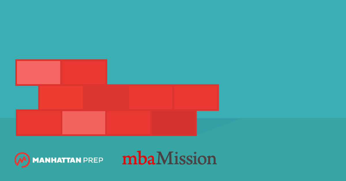 brick-wall-laying-foundation-business-school-application-mbamission-manhattan-prep-gre