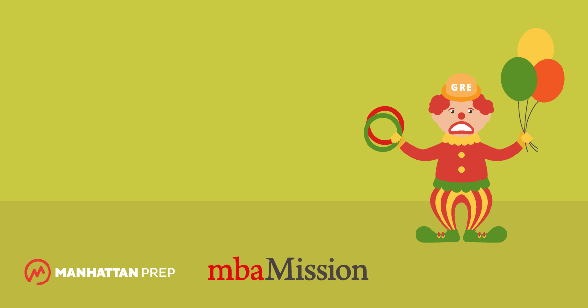 Manhattan Prep GRE Blog - MBA Admissions Myths Destroyed: No One Takes the GRE Seriously! by mbaMission